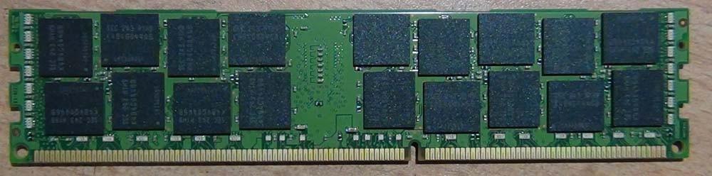 Серверная оперативная память ECC Reg. Чем отличается от десктоповой?