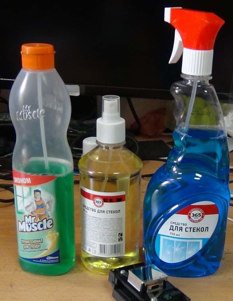 Жидкости для промывки принтеров