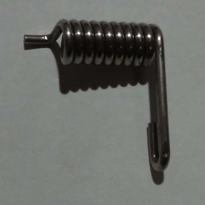 Вид пружины лотка Epson