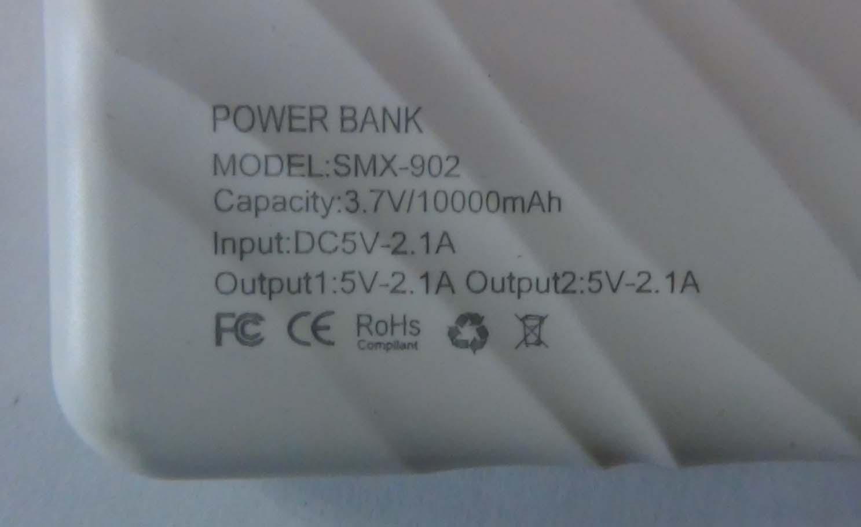 Технические характеристики Senmaxu SMX-902