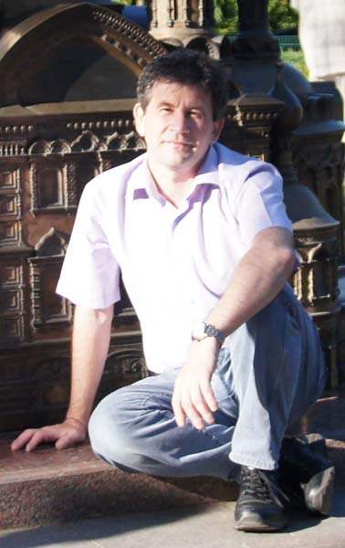 Игорь Чувакин, автор сайта refitrf.ru