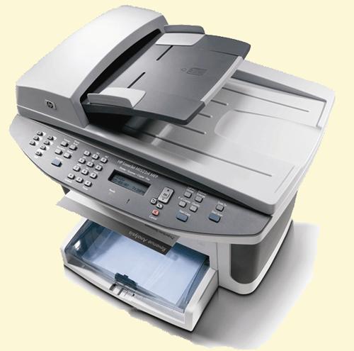 Устранение ошибок сканера и «зависаний» в МФУ HP LJ 1522, 2727