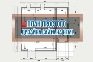 Бесплатное видео по вёрстке сайта на HTML