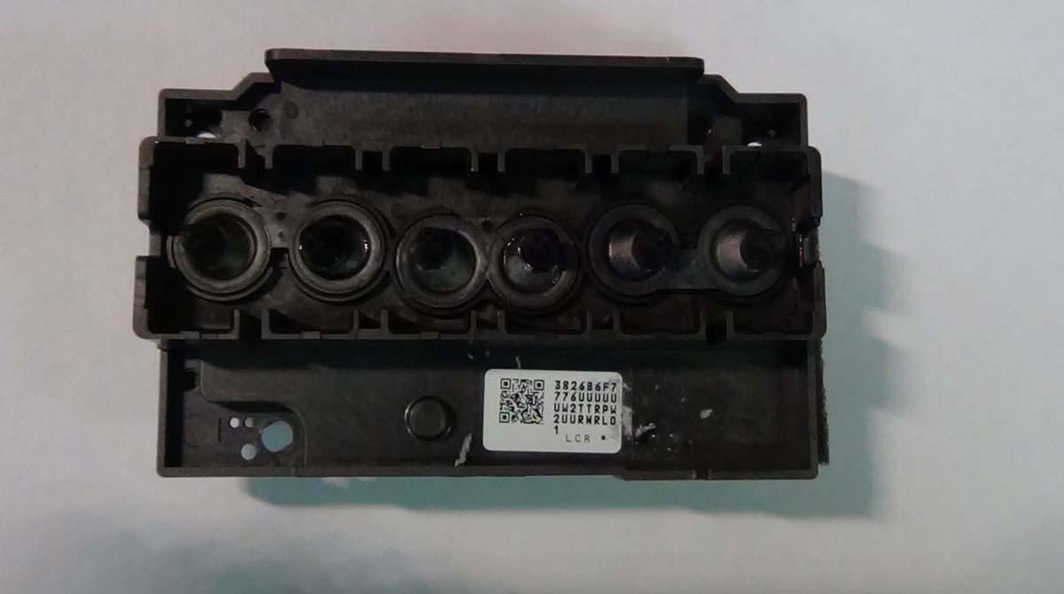 Невосстановимая печатающая головка Epson
