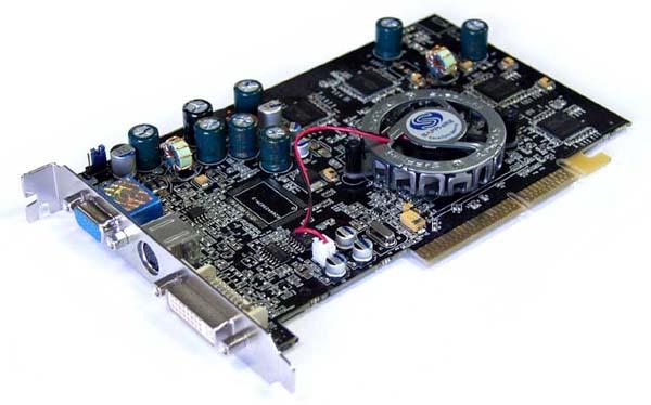 Ремонт вентилятора видеокарты